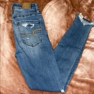 American Eagle Super Skinny Jeans